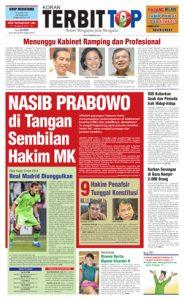 Cover PDF Koran TERBITTOP Edisi Ke-21