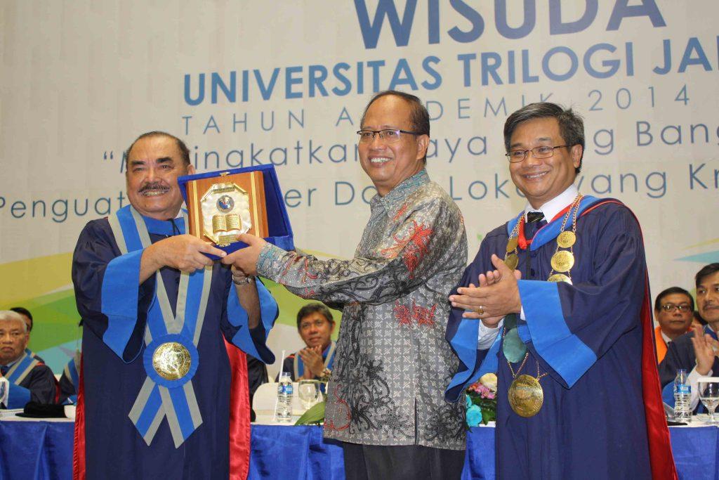 prof Asef Saefuddin (paling kanan)